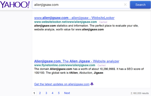 AlienJigsaw.com-10,286,996$ Value